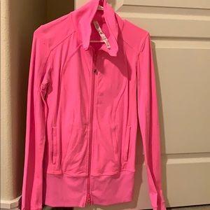 Lululemon Zing Pink Jacket